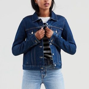 NWT Levi's Jean jacket, large